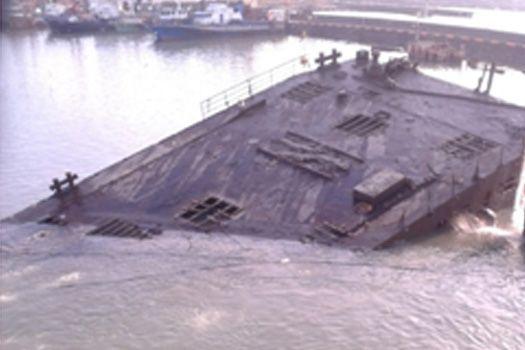 Batık Gemi Çıkarma - Gemi Kurtarma